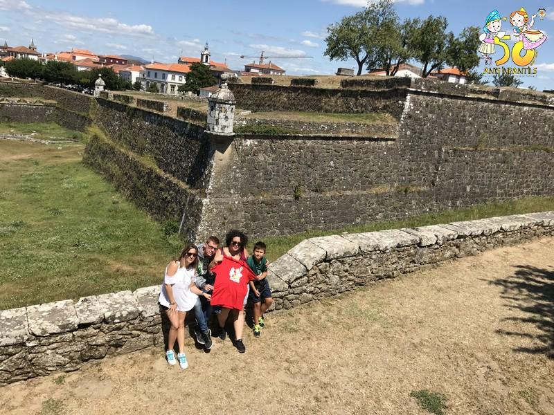 """""""Duc d'Estiu"""" desde... la Fortaleza (Portugal)"""