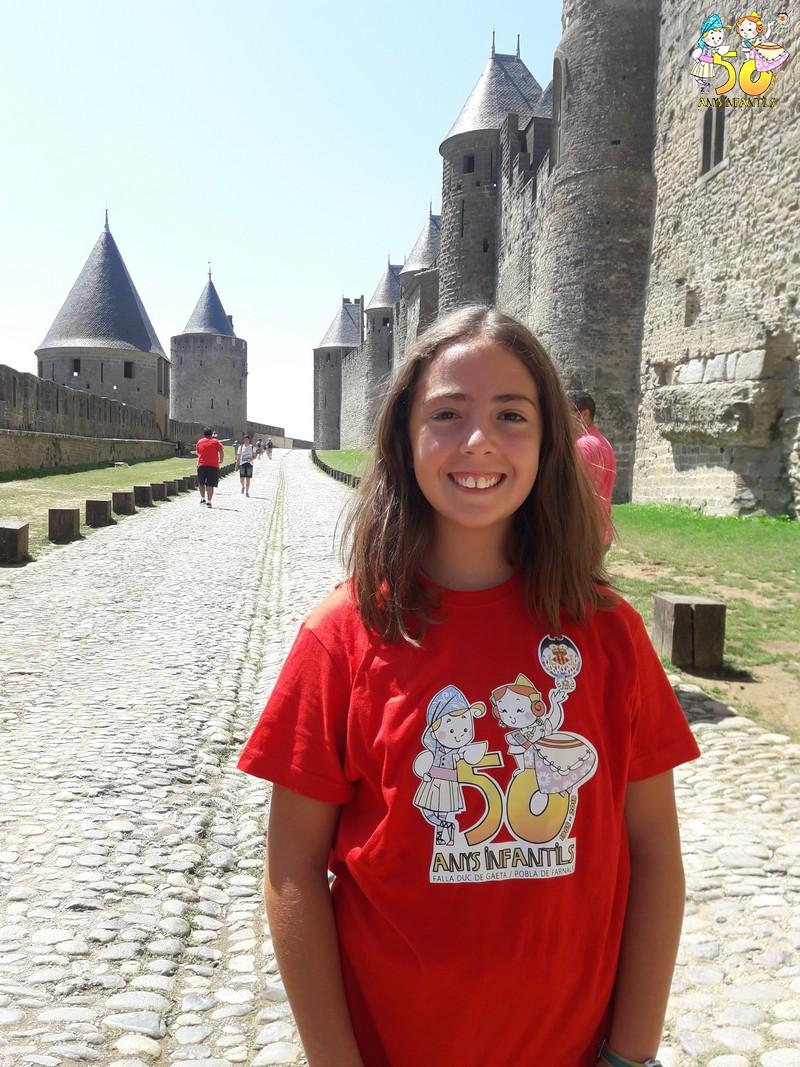 """Duc d'Estiu"" desde... Carcassonne - Francia"