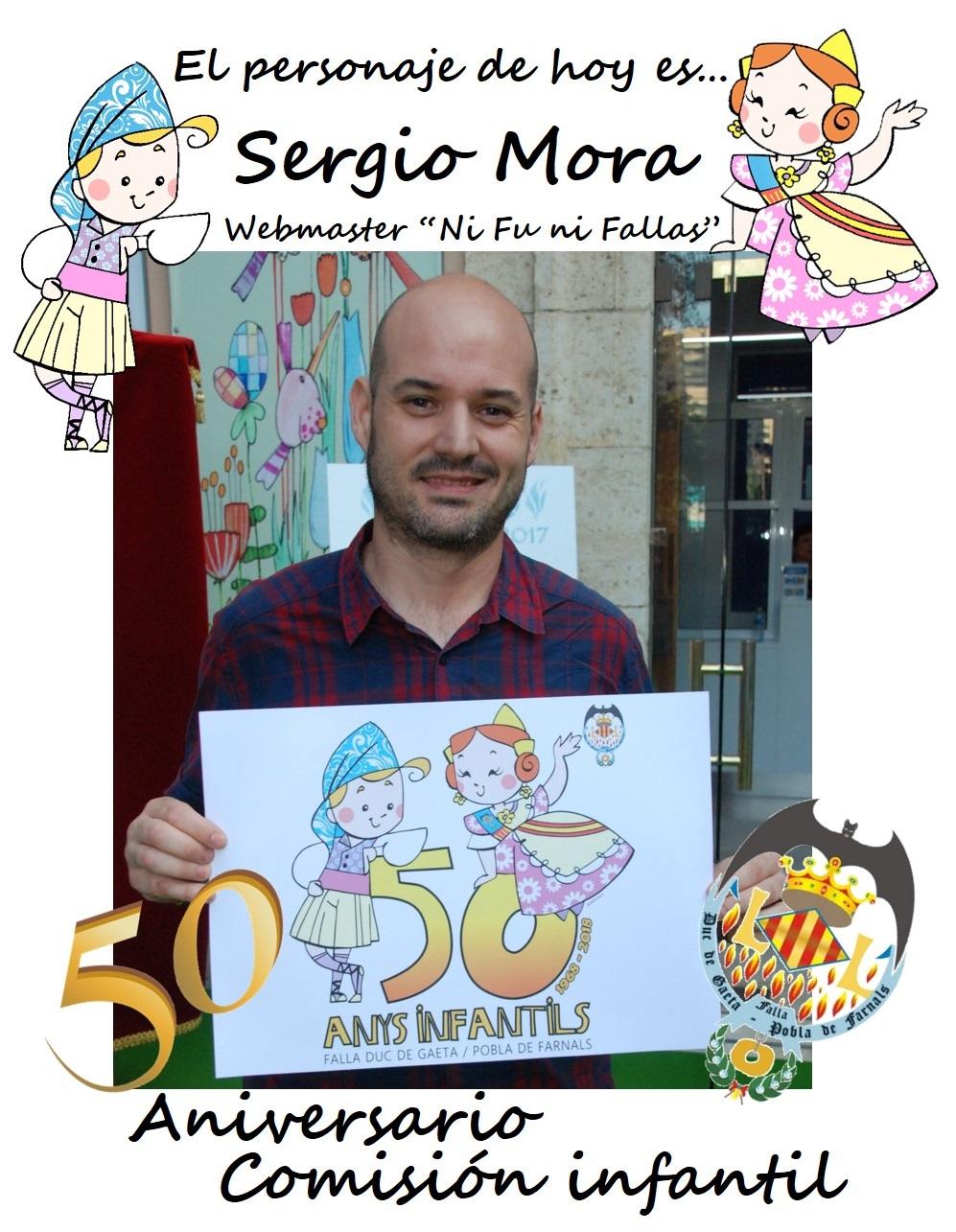Personaje del día: Sergio Mora