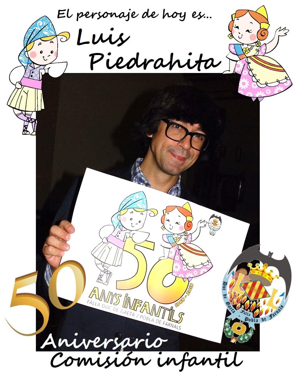 Personaje del día: Luis Piedrahita