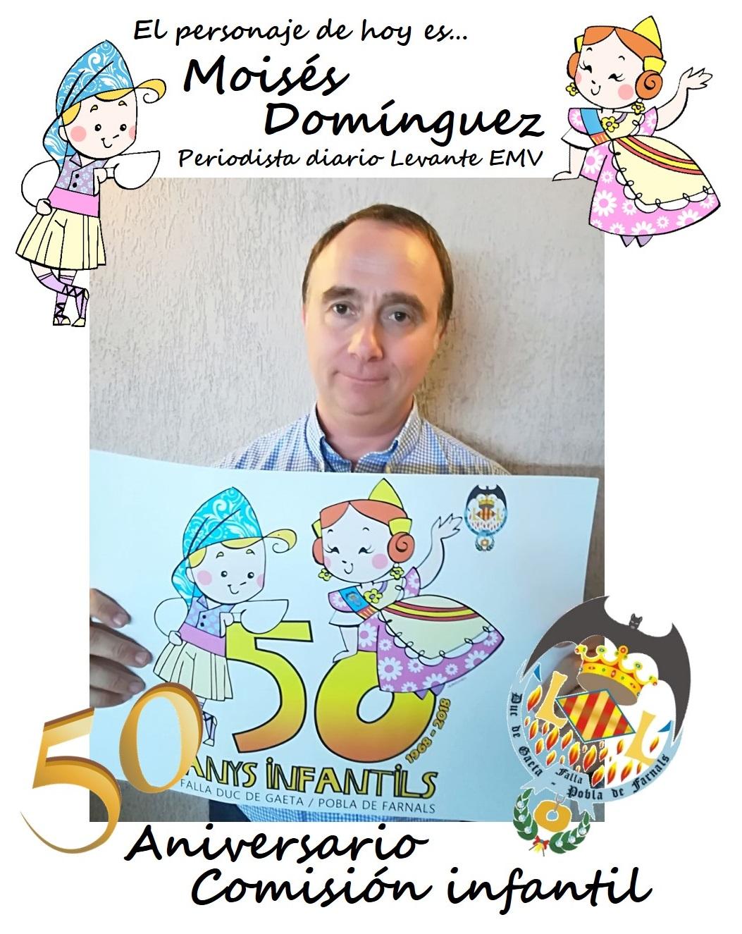 Moisés Domínguez