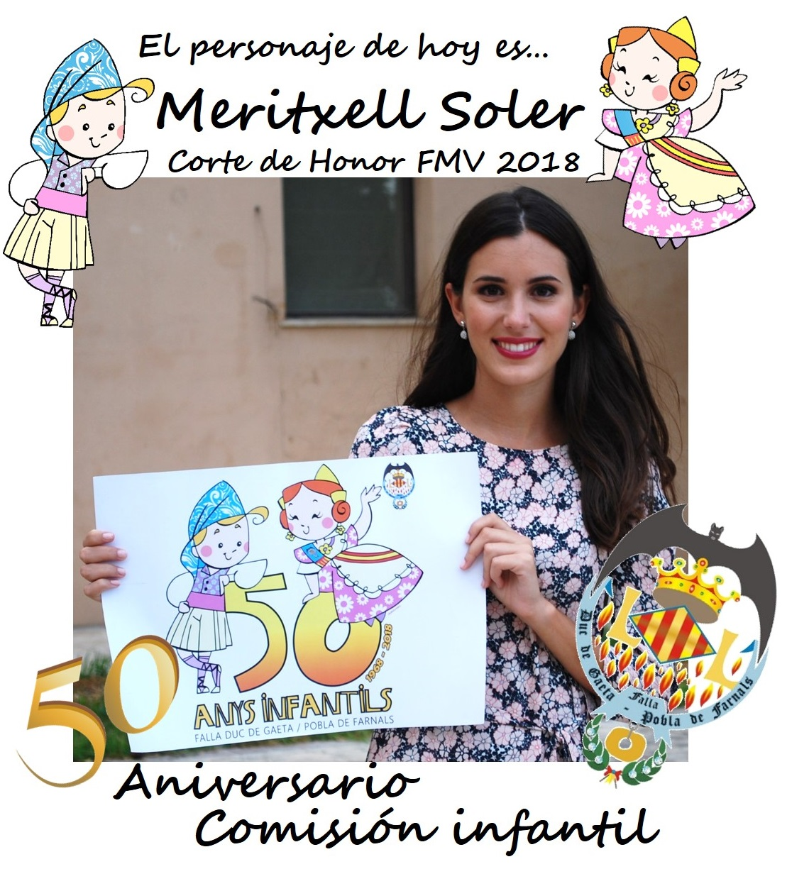 Personaje del día: Meritxell Soler