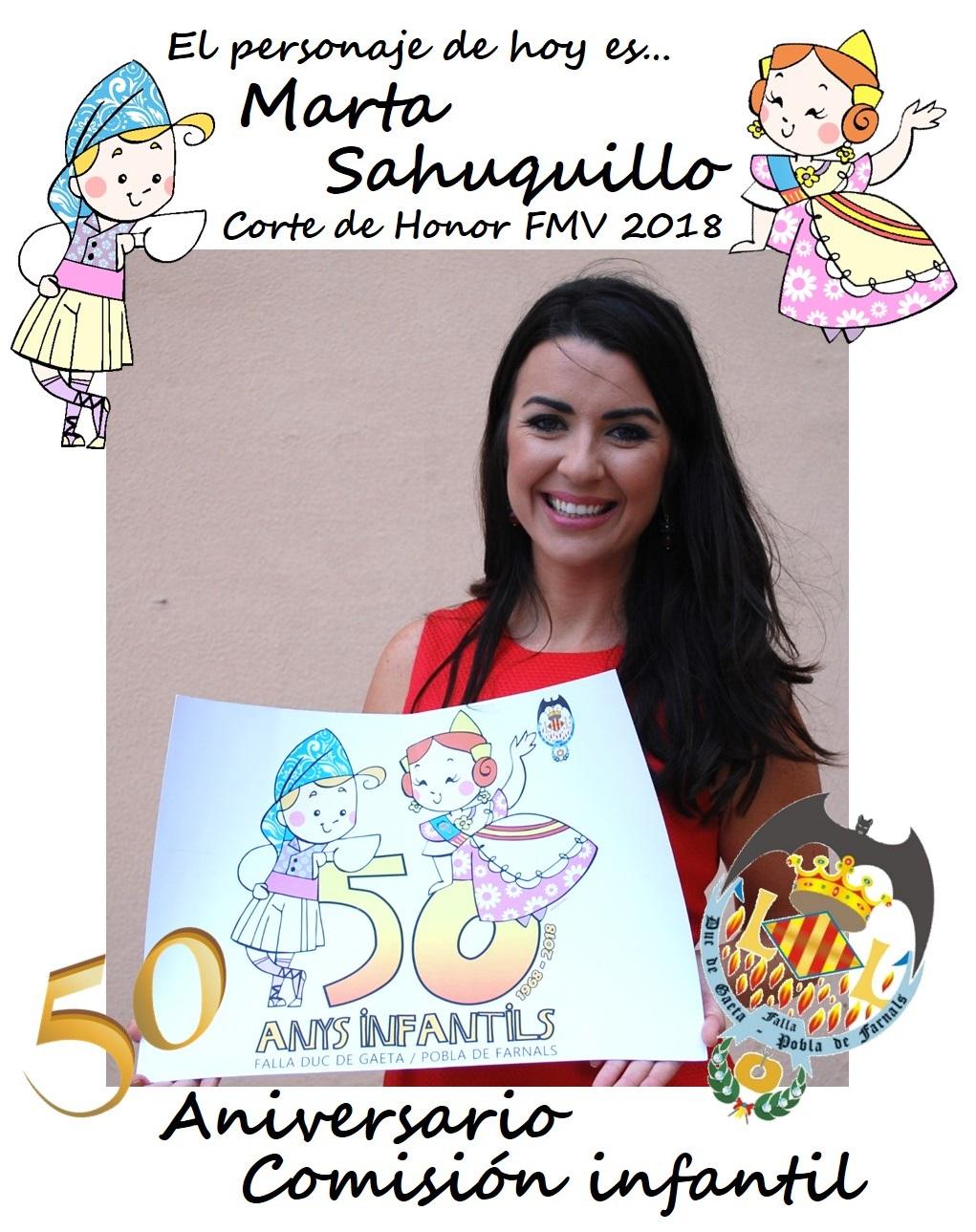 Personaje del día: Marta Sahuquillo