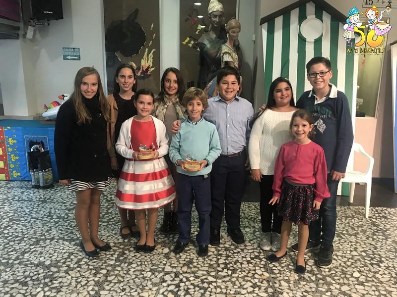 Premio Desgarraets 2017 para nuestra comisión infantil