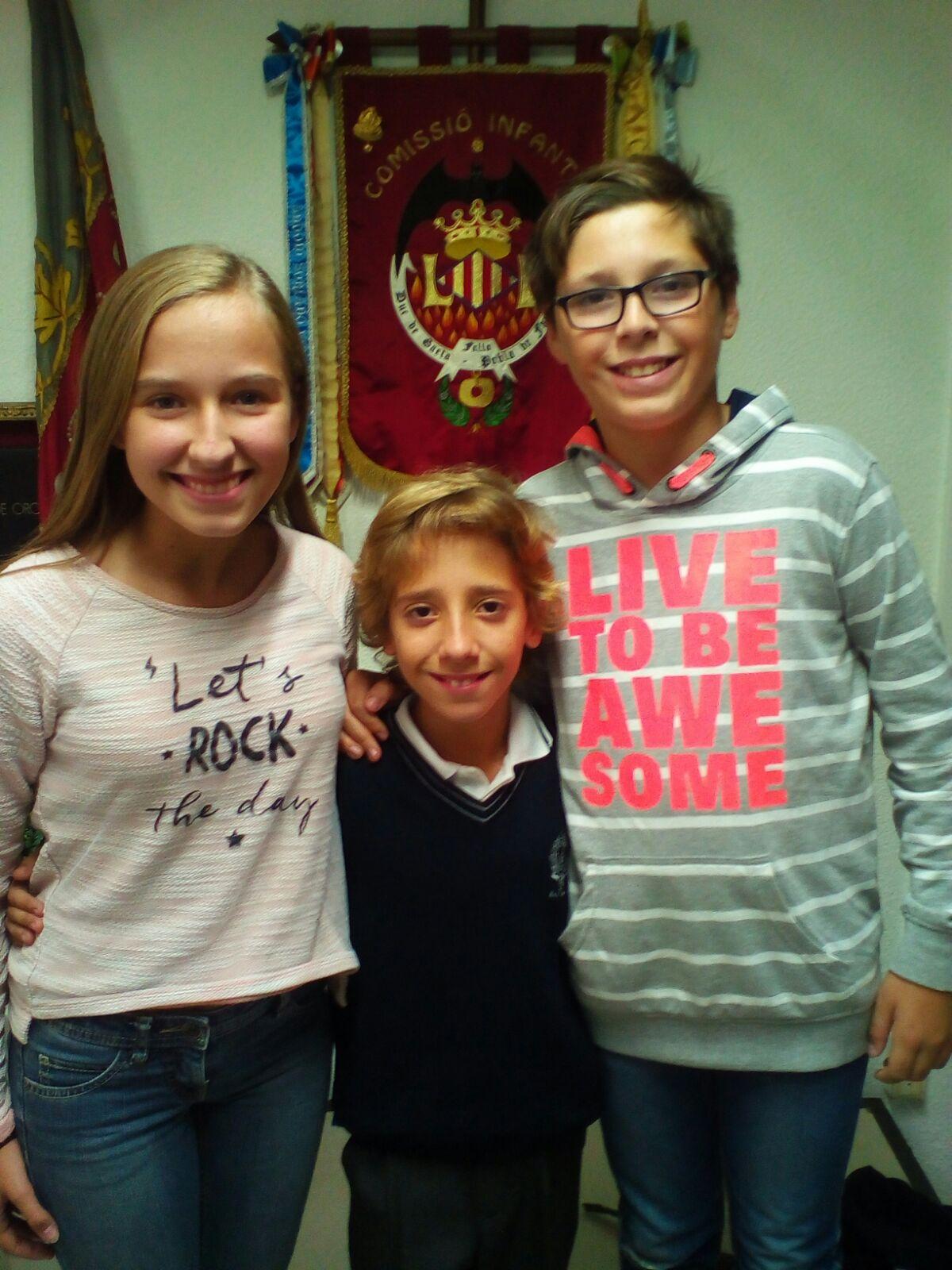 Aida, Andoni y Luis, nominados a mejores intérpretes del concurso de playback de JCF