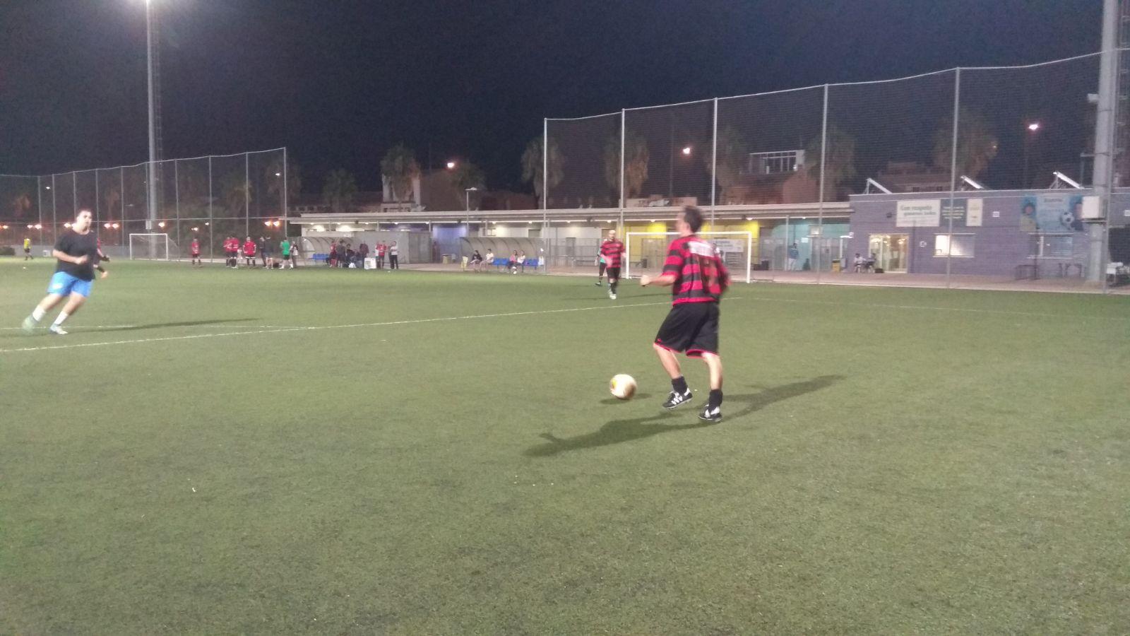 Nueva y complicada victoria de nuestros chicos de Fútbol 7 @JCF_Valencia