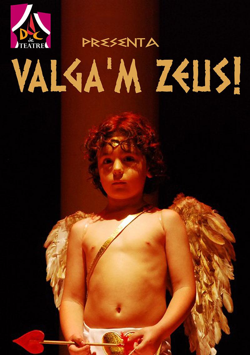 Vuelve el teatro del Duc, con VALGA'M ZEUS  @JCF_Valencia