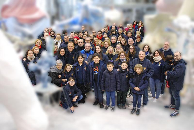 Visita a los talleres de Monterrubio y Llácer